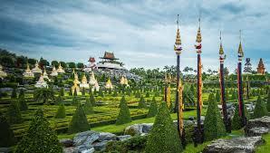 Nong Nooch Tropical Botanical Garden by Nong Nooch Tropical Garden Pattaya Floating Market Sanctury Of