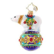 gems christopher radko ornaments