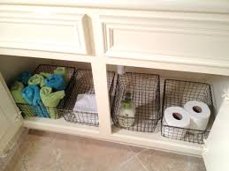 clear the clutter and learn a few bathroom organization ideas at