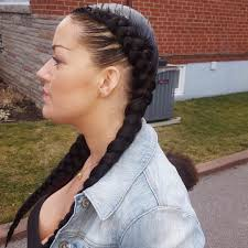 2017 two french braid hairstyles to bring your dream hairstyle