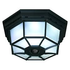 Porch Ceiling Lights Light Porch Ceiling Light With Motion Sensor