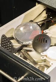 kitchen utensil storage ideas diy rotating cooking utensil storage rack hometalk