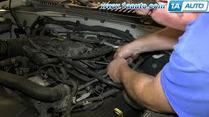 ford ranger egr valve problems how to install replace egr valve 4 6l 2001 03 ford explorer