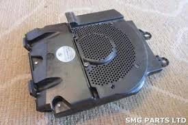 caisson sous siege bmw e65 e66 7 series 730d seat subwoofer speaker 6513