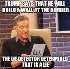 Build Meme - maury lie detector meme imgflip