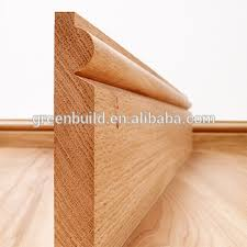 Laminate Flooring Skirting Board Trim by Wood Skirting Board For Solid Wood Flooring Buy Wood Skirting