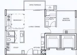 watertown 3 bedroom soho photo review sg proptalk