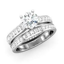bridal rings company asscher cut diamond bridal set the bridal rings company is the