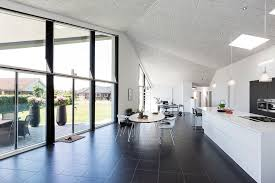 Denmark Home With Unique Design Created By Skanlux