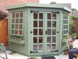 Garden Summer Houses Corner - yorkshire garden summerhouses centre 5 sided corner summerhouse