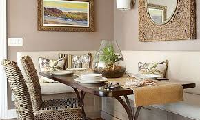25 Space Savvy Banquettes With Lovely Best 25 Dining Room Banquette Ideas On Pinterest In