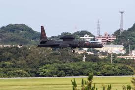 Yokota Air Base Map U 2 At Kadena Air Base Okinawa Asia Liveuamap Com