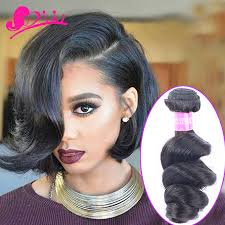 pictures of black ombre body wave curls bob hairstyles brazilian loose wave virgin hair 3 tone ombre 1b 4 27 30 blonde