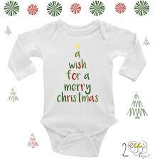 christmas baby christmas onesie baby baby bodysuit