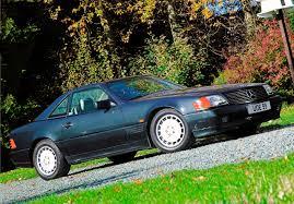 mercedes benz 500sl r129 drive