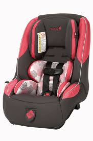 pink toddler car safety 1st guide 65 convertible car seat chateau
