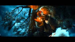 the hobbit azog s attack warg attack hd