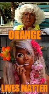 Tanning Meme - stop the tanning fake orange tans matter imgflip