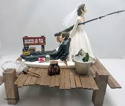 fishing wedding cake toppers fishing wedding cake toppers 39691 theweddingplans net what