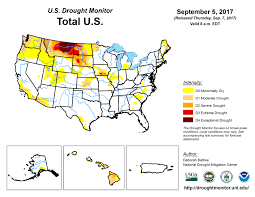 United States Drought Map by Drought Climate Data U0026 On Line Resources Snr Unl