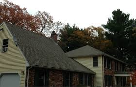 Findlay Roofing Complaints by Wellesley Roofing Reviews U0026 After Stone Coated Steel Metal Shingle