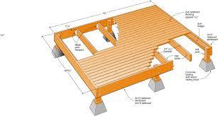 home deck plans love wood deck plans detail pesquisa google home improvement ideas