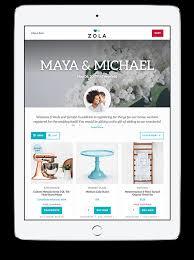 wedding fund websites zola wedding registry i found this on a zero waste fb i m in
