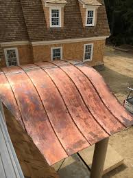 custom copperwork u2014 fraser construction cape cod llc roofing