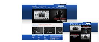 Native Home Design News Design Portfolio Antares Audio Technologies Web Design