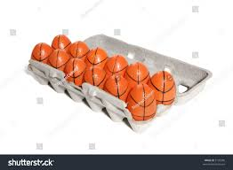 sports easter eggs basketball easter themed sports eggs stock photo 3125306