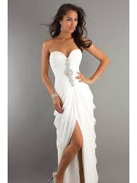 all white graduation dresses design white graduation dresses for