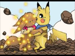 mystery dungeon what hurts thunder the most eevee and pikachu