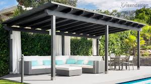 swing pergola living room pergola walkway designs contemporary home backyard
