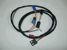 1970 camaro wiring harness 1970 1979 camaro dash clock wiring harness oe style