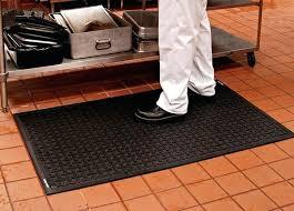 kitchen anti fatigue mat comfort scrape wet oily area anti fatigue