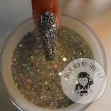 acrylic powder by tony ly cool green missu america