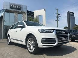 audi q7 autotrader audi q7 suv for sale in mornington vic autotrader com au
