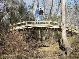 wooden bridge plans 24 foot a versatile and scaleable bridge design for spans to 50 feet