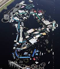 How Many Six Flags Are In Texas Six Flags Theme Park In New Orleans Flooded By Hurricane Katrina