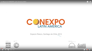 conexpo latin america english version
