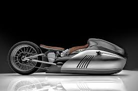 custom black bmw bmw k75 u0027alpha u0027 land speed racer hiconsumption
