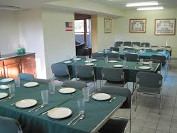 Sdsu Dining Room South Dakota State Chapter Of Farmhouse At South Dakota State