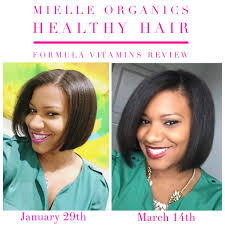 mielle organics review advanced healthy hair vitamins