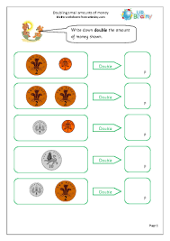 all worksheets counting on worksheets year 1 free printable