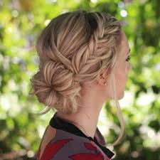 best 25 side bun hairstyles ideas on pinterest bridesmaid hair