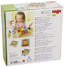 Haba Bad Rodach Haba 2202 Steckspiel Farbkringel Amazon De Spielzeug