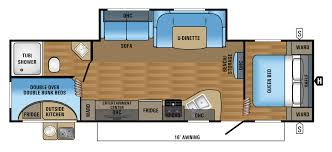 2017 jay flight slx travel trailer floorplans u0026 prices jayco inc