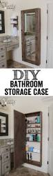 Bathroom Organization Ideas by Best 50 Bathroom Organization Ideas Images On Pinterest Diy And