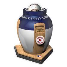 boston cremation boston sox major league baseball cremation urn