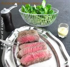 cuisiner un rosbeef rosbeef au four vapeur recettesfourvapeur